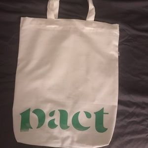 Pact Canvas Bag